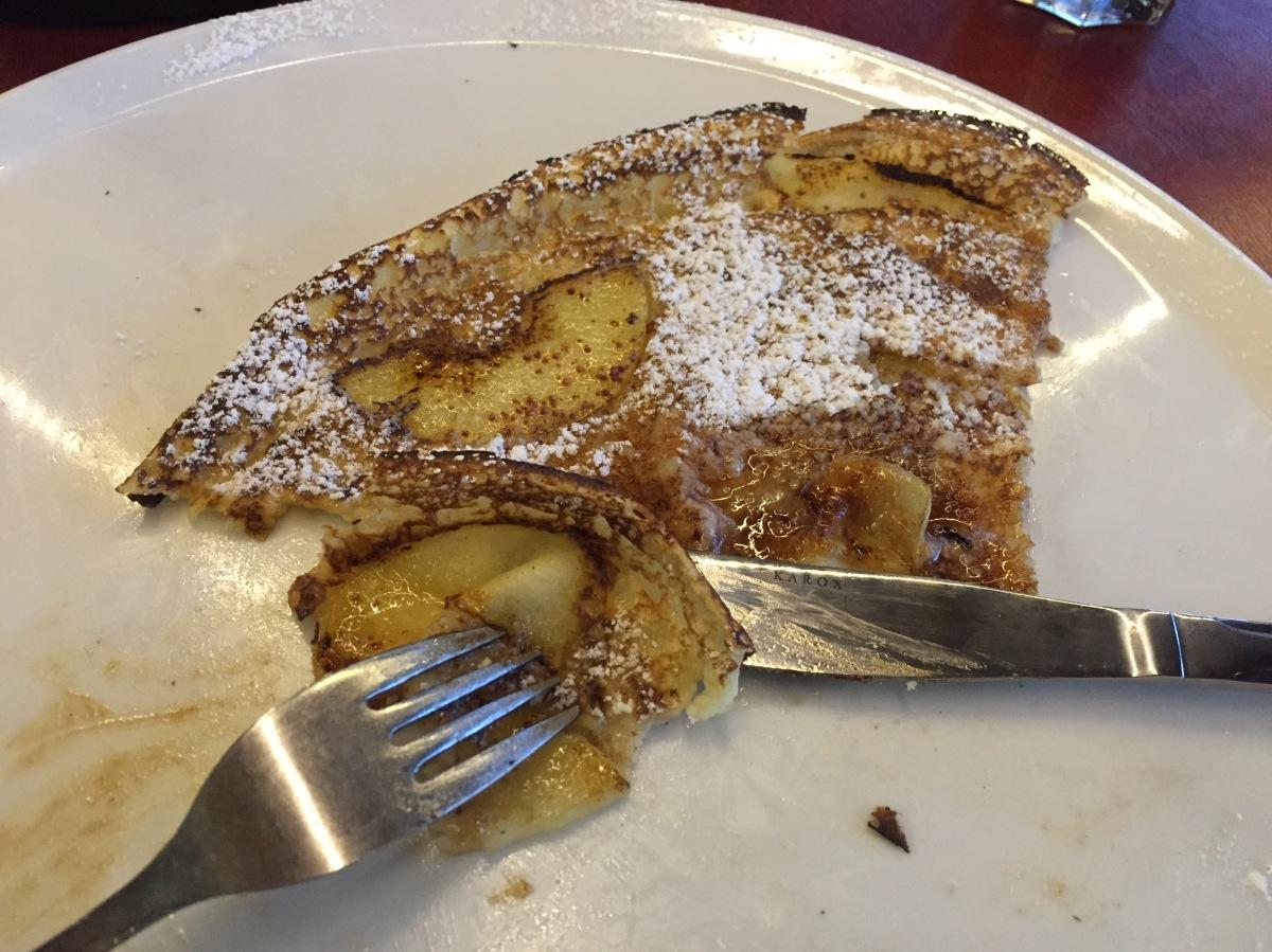 Pancaking around Amsterdam#1