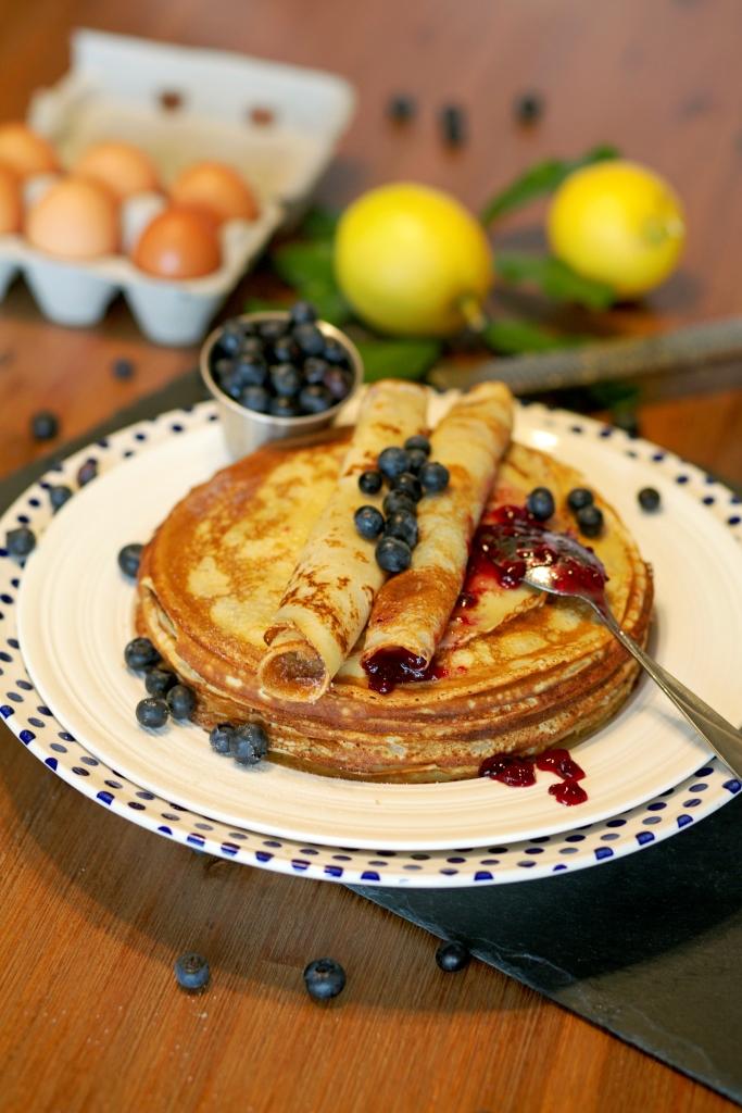 Recipe Traditional DanishPancakes