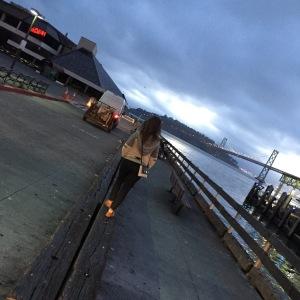 Hanna Pier 1