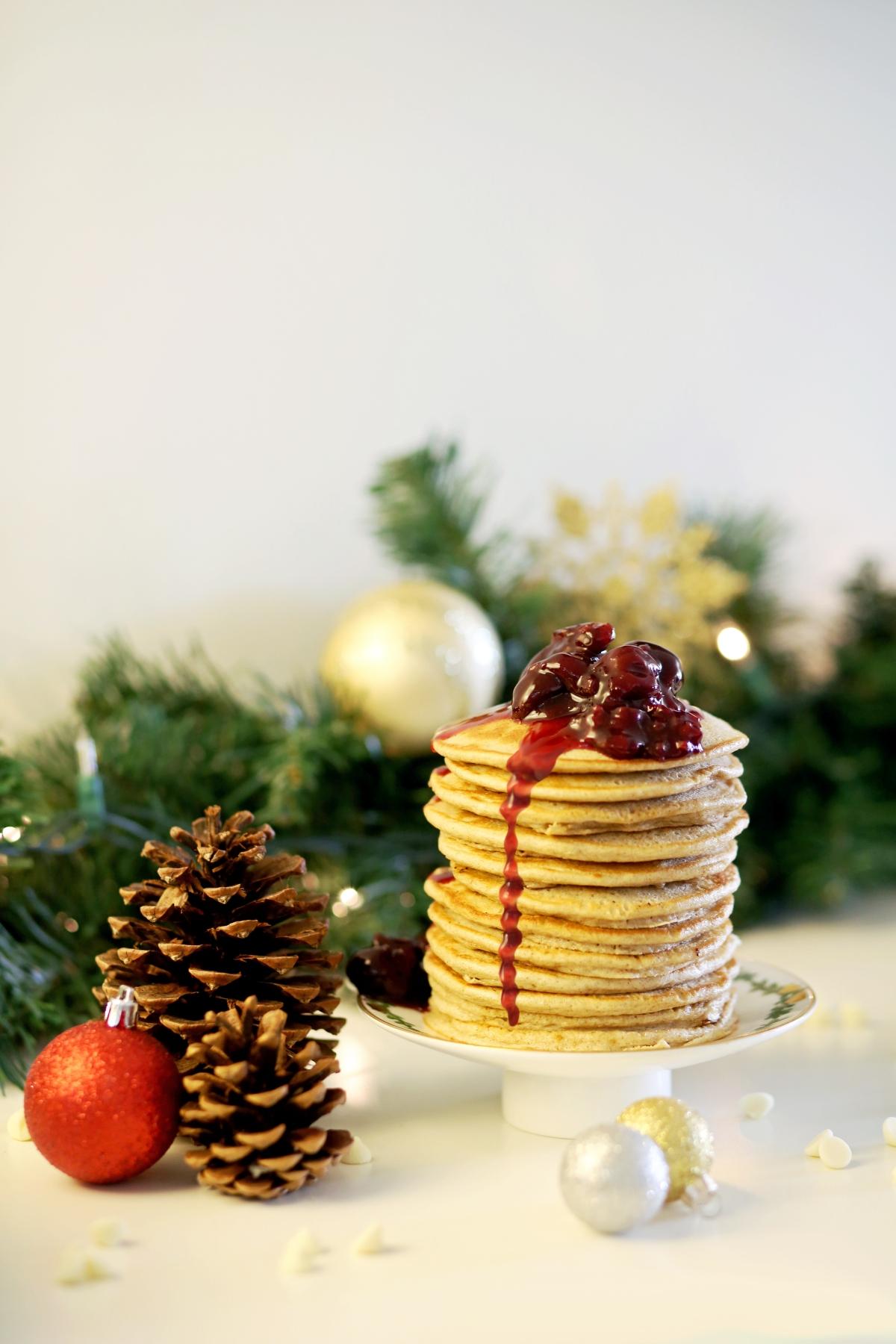 Recipe Christmas Pancakes