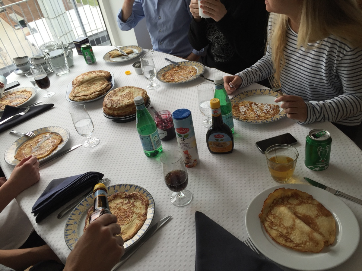 Pancakes are PositivePsychology