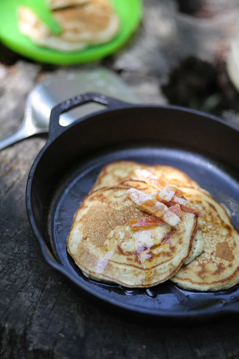 Recipe Campfire Pancakes – Awareness Compassion Pancakes