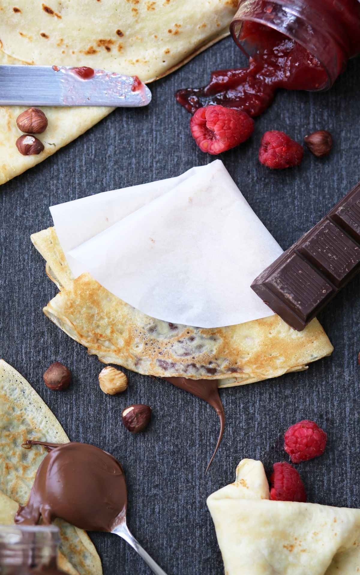 Recipe French Crepes